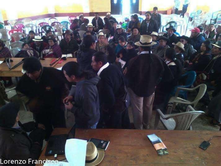 Santa Eulalia: segundo encuentro de autoridades ancestrales Guatemala-México