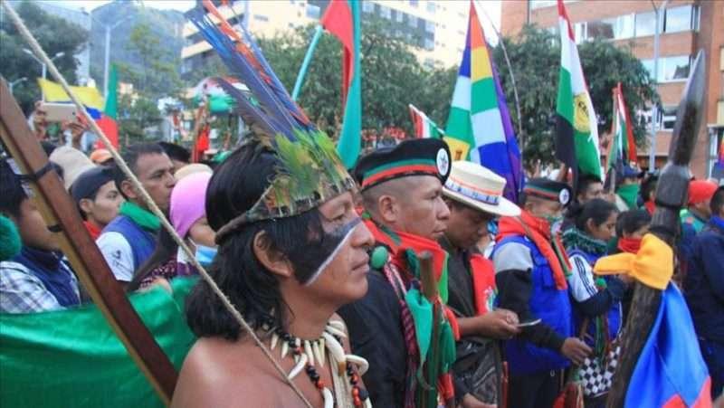 La Organización Nacional Indígena de Colombia (ONIC) le pidió al gobierno colombiano que implemente medidas para proteger a los indígenas.