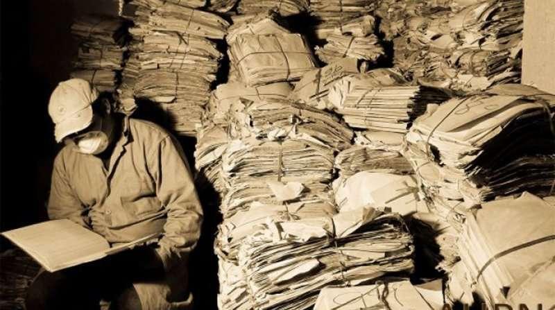 Proyecto de Recuperación del Archivo Histórico de la Policía Nacional PRAHPN.