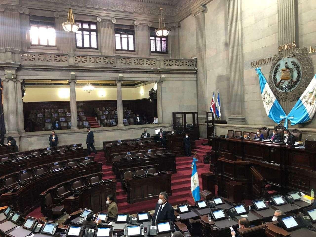 Congreso fracasa en conformar pesquisidora que conocería antejuicio contra magistrados