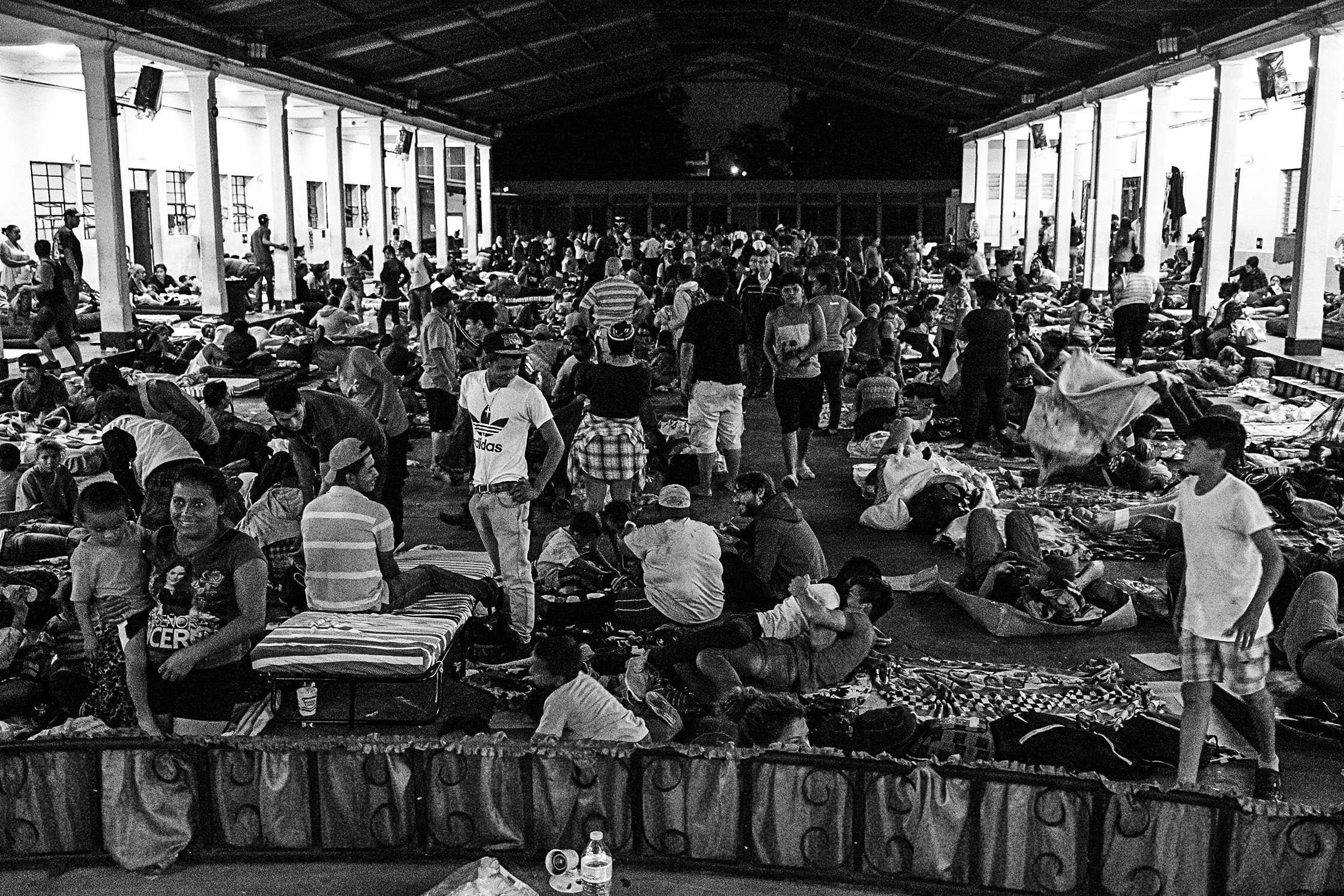 Caravana de migrantes: la xenofobia una acción institucional y social