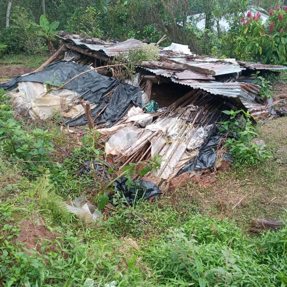 #EntreTormentas Chiquimula: el impacto de Eta e Iota en la población de Camotán
