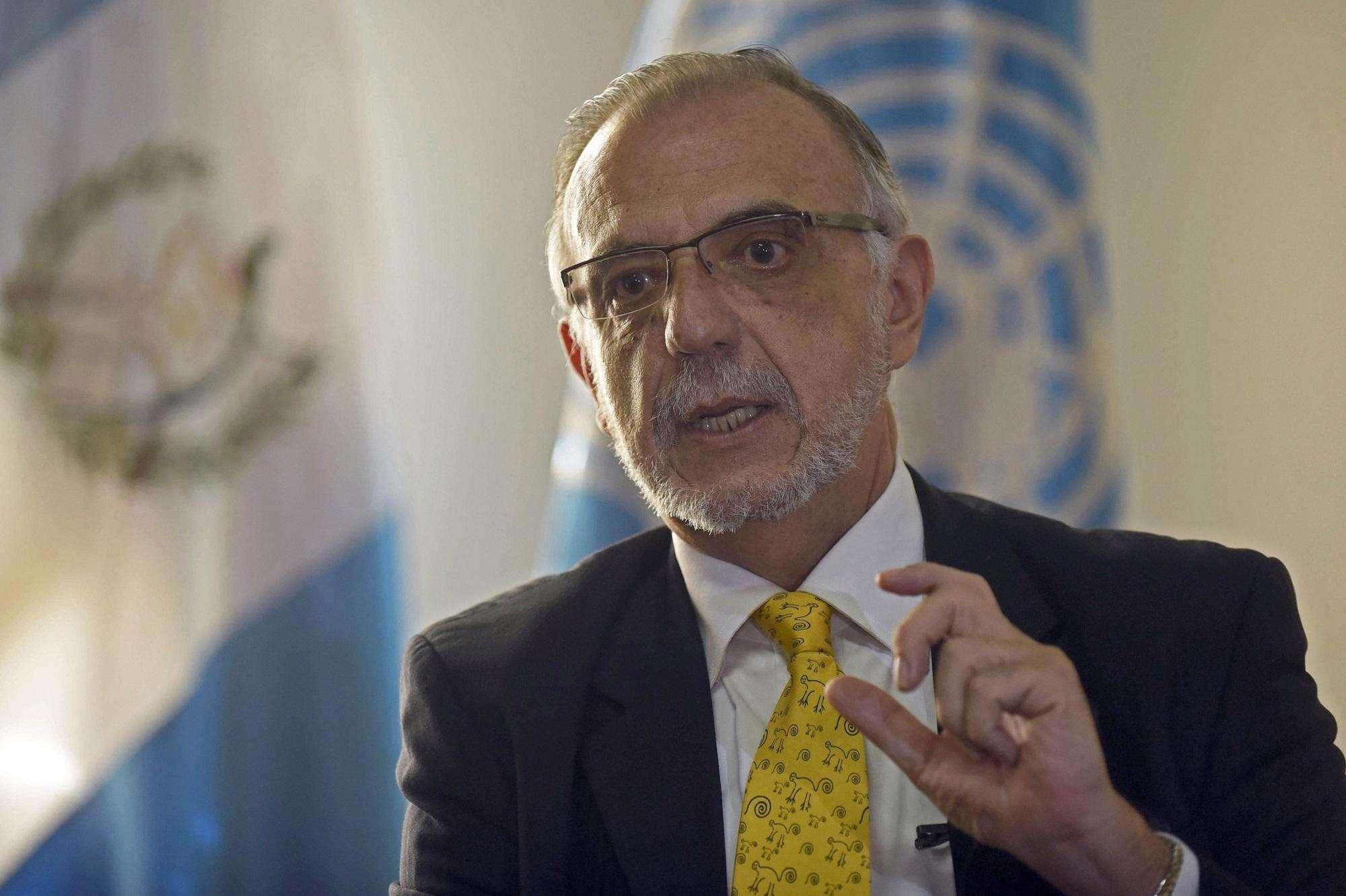"""Iván Velásquez: """"la ciudadanía tiene que seguir activa en la lucha contra la corrupción"""""""