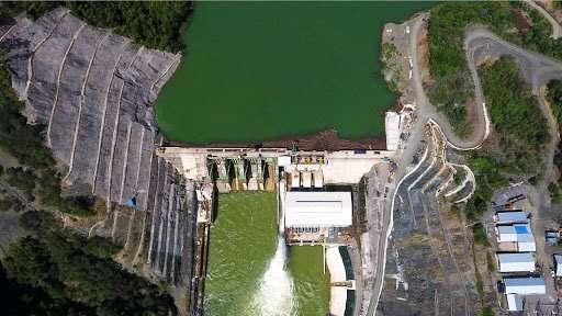 Foto Hidroeléctrica Oxec