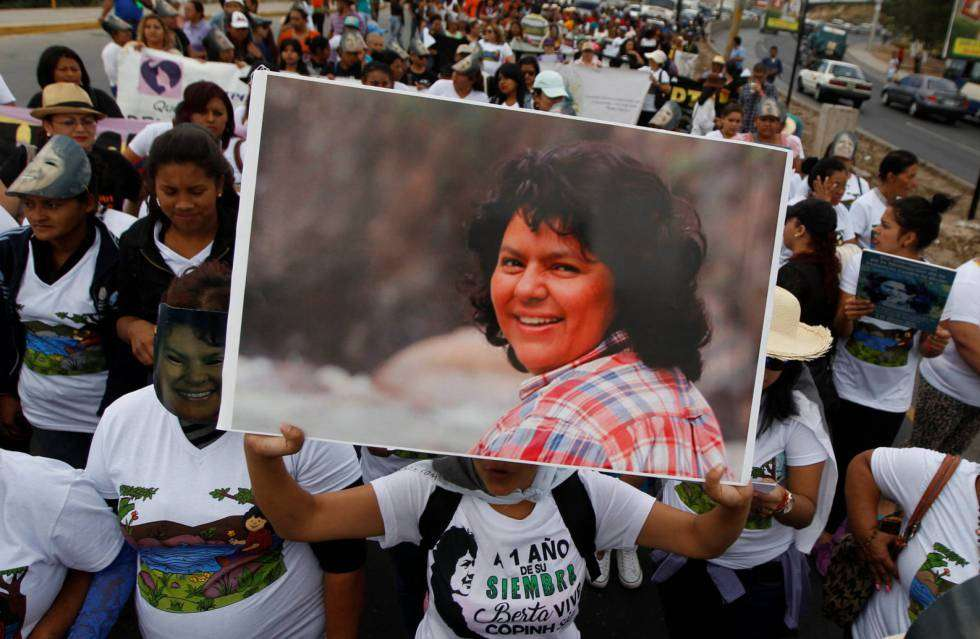 Honduras: el asesinato de Berta Cáceres sigue impune, David Castillo va a juicio