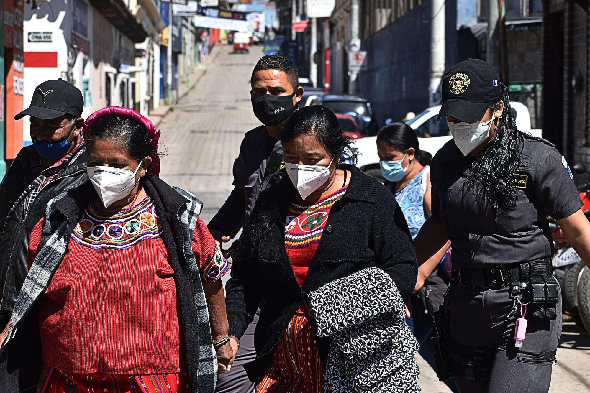 Cuatro periodistas indígenas bajo agresión penal, defienden la libertad de prensa