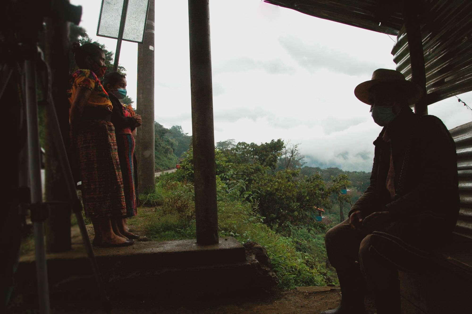 Sobrevivientes de Eta y Iota en Cotzal siguen en el abandono