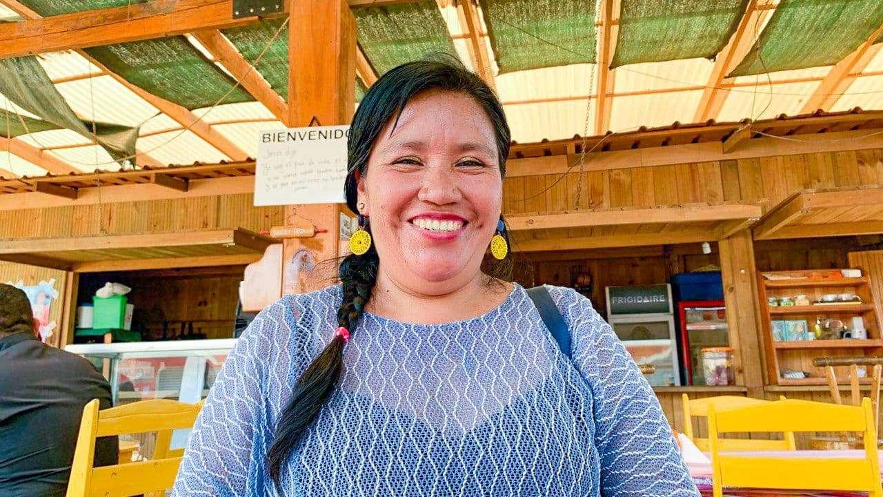 Las romerías de  María Choc, traductora Q'eqchi' criminalizada