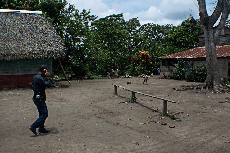 Dos Mollejones en México y Guatemala, dos lados de un espejo