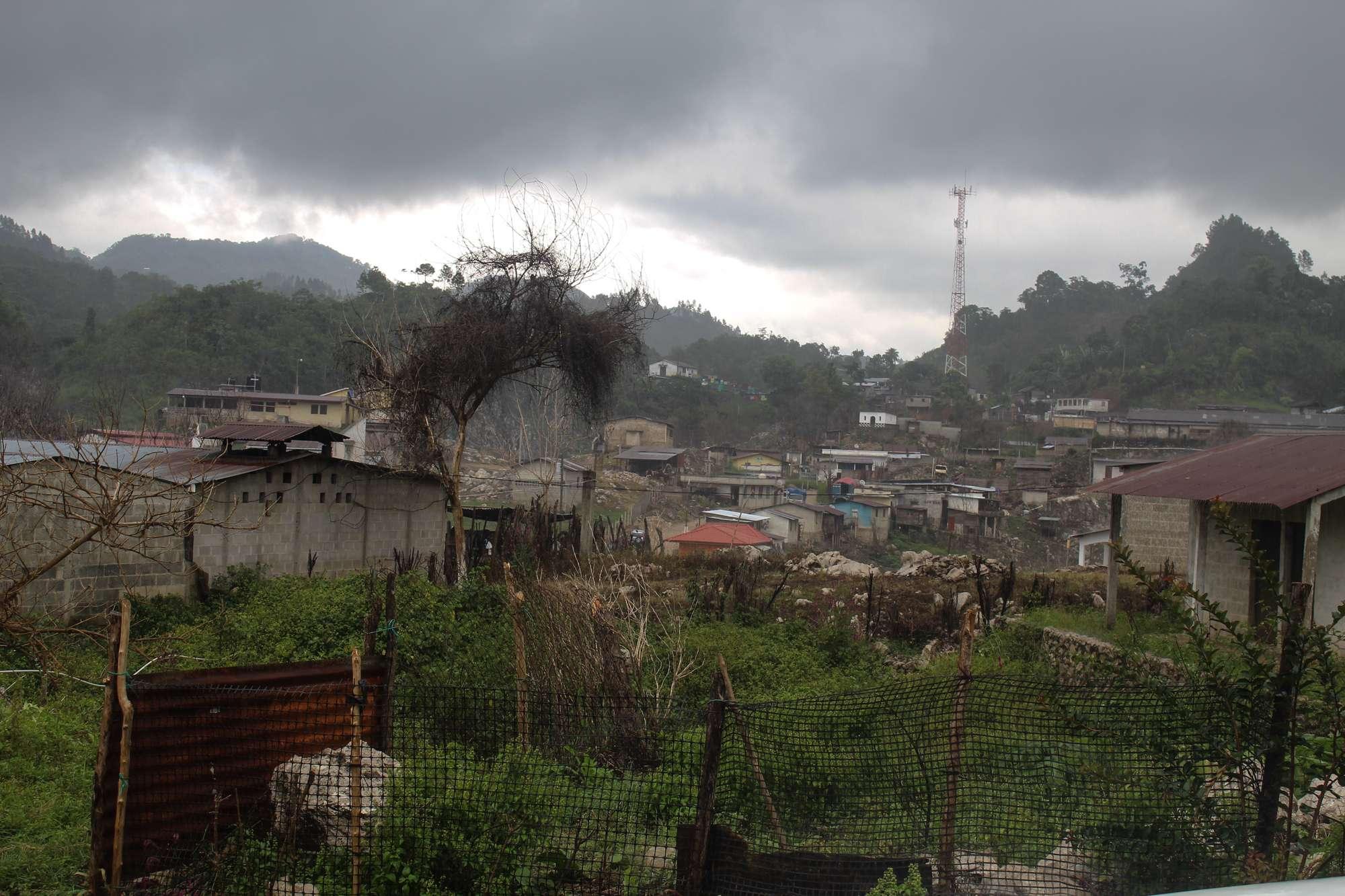 Comunidad de Campur, San Pedro Carchá. Alta Verapaz.