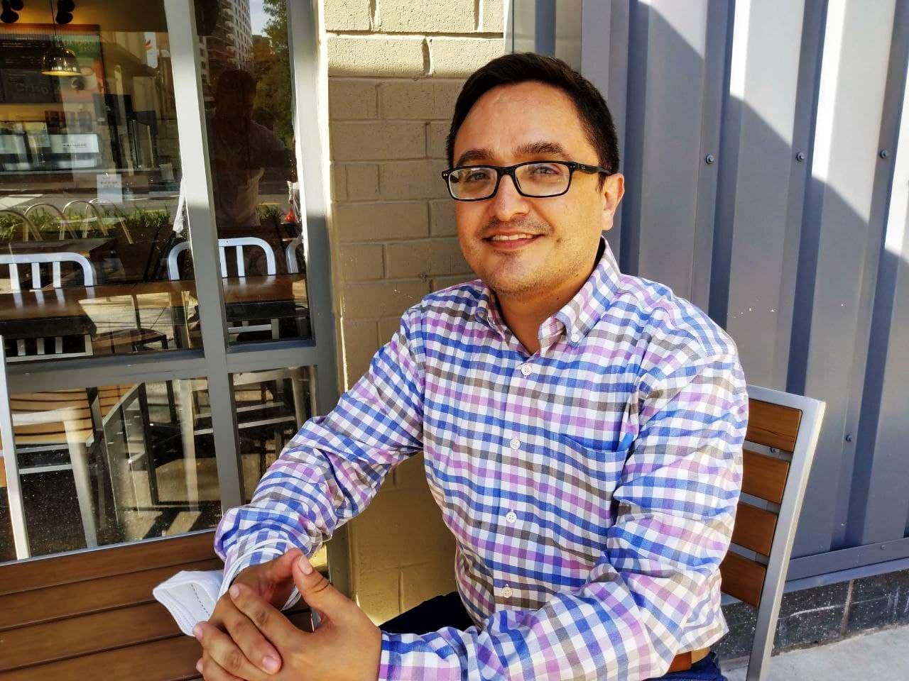 """Juan Francisco Sandoval: """"No basta con habernos exiliado y haber sacado a la CICIG, lo que quieren es que callemos y humillarnos"""""""