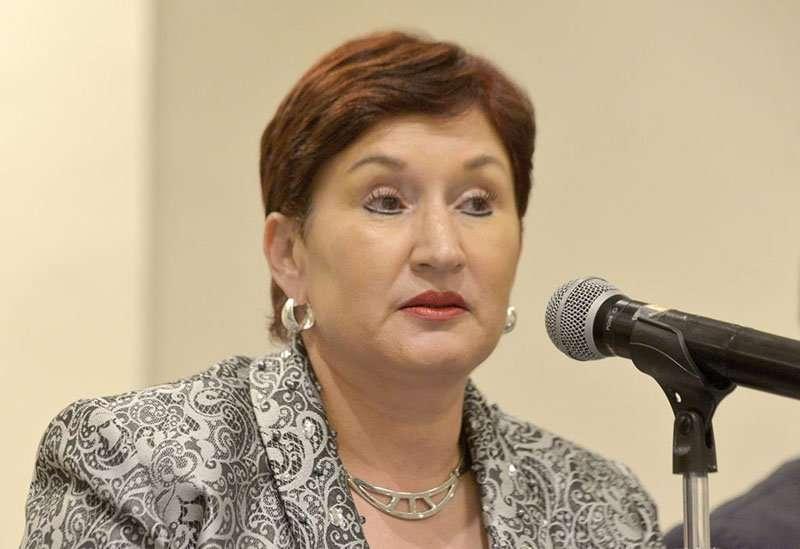 """Thelma Aldana: """"Consuelo Porras está acabando con la institucionalidad del Ministerio Público, está retrocediendo ocho años de buenas administraciones"""""""